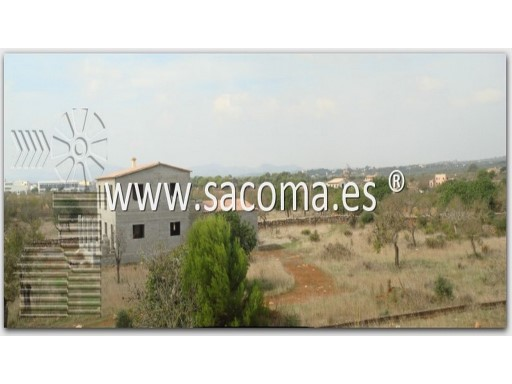 Mallorca, carrio, finca in construction for sale | 3 Bedrooms