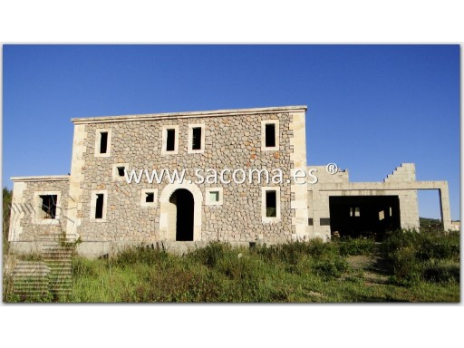 Mallorca, Sant Llorenç des Cardassar, Son Carrío, nice house with stone walls | 5 Bedrooms