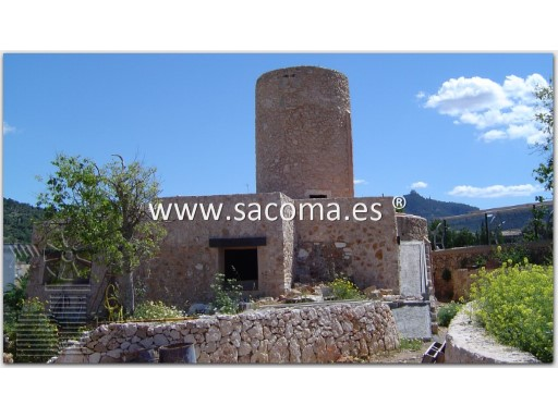 Mallorca, Felanitx, beautiful Mill | 0 Bedrooms