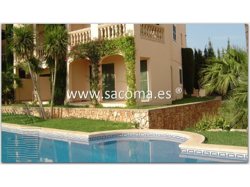 Mallorca, Santanyí, Calonge, ground floor with communal swimming pool 'Vistamar Golf apartments' | 2 Bedrooms | 1WC