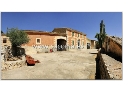 Mallorca, Sant Llorenç des Cardassar, manor house to renew | 4 Bedrooms