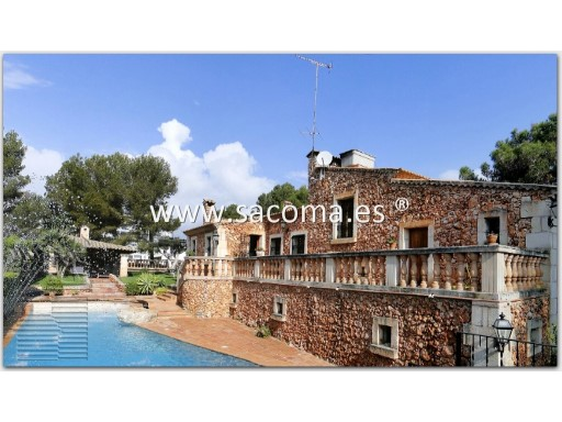 Mallorca, Son Servera, Costa de los Pinos, Villa with swimmingpool | 5 Bedrooms