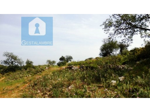 Plot of urban land with 610 sqm, near the beaches of Albufeira |