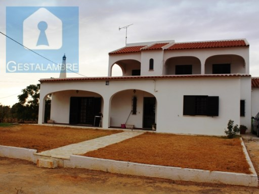 For sale-detached house in the area of Boliqueime. | 4 Bedrooms | 3WC