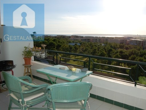 1 bedroom apartment in Salgados with sea and lagoons view - Albufeira | 1 Bedroom | 1WC