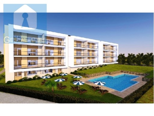 3 bedroom apartment, under construction, with gardens, swimming pool and garage in Albufeira | 3 Bedrooms | 2WC
