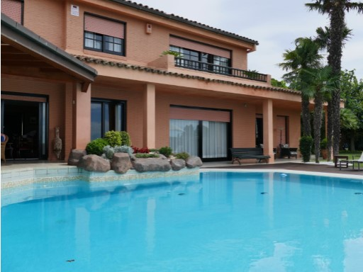 House with pool and sea sights | 5 Bedrooms | 4WC