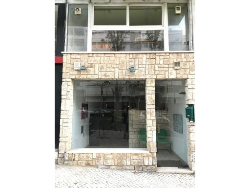 Lisbon store/AV. Infante Santo for sale or lease |