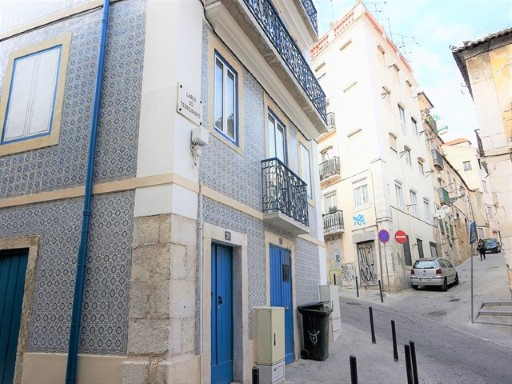 Building for sale in Lisbon |