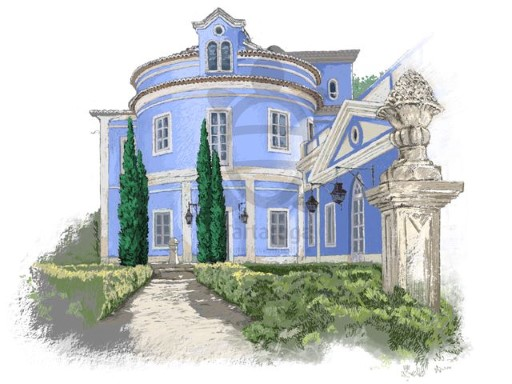 Mansion › Sintra | 10 Bedrooms