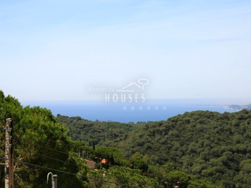 Plot with construction project at Lloret de Mar - ref.1125 |