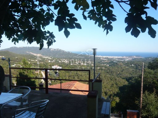 Detached house with swimming pool and aerial views to the sea, Lloret Blau - ref.1181  | 4 Bedrooms | 1WC