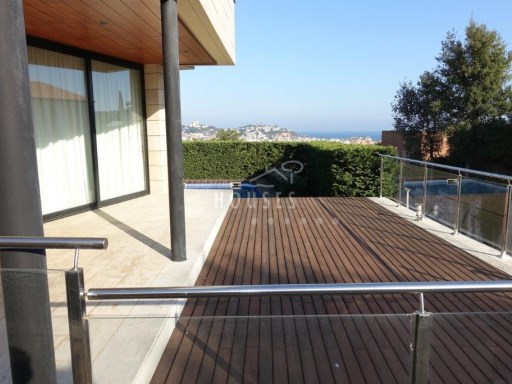 Minimalist villa with views to the sea and Sant Feliu ref.1505 | 5 Bedrooms | 4WC