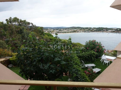 Apartment for sale in first line of sea, Sant Feliu de Guixols - S' Agaró ref.1520 | 1 Bedroom | 1WC