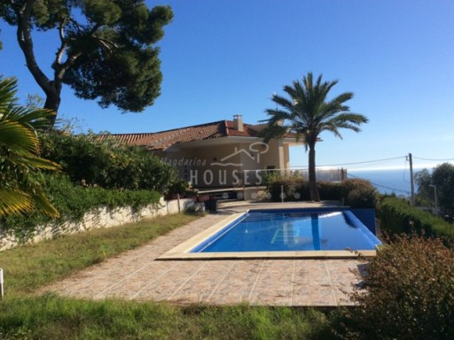 Renovated house in Roca Grossa with sea view | 4 Bedrooms | 3WC