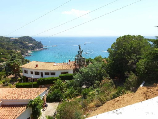 New House with magnificent views to the sea, Martossa, Lloret de Mar, Costa Brava. -ref.0996  | 4 Bedrooms | 4WC