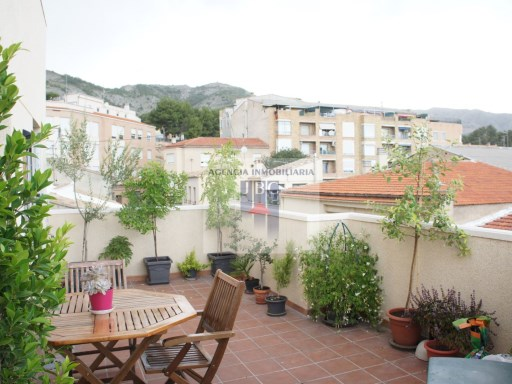 Penthouse › Alcoy/Alcoi | 2 Bedrooms | 1WC