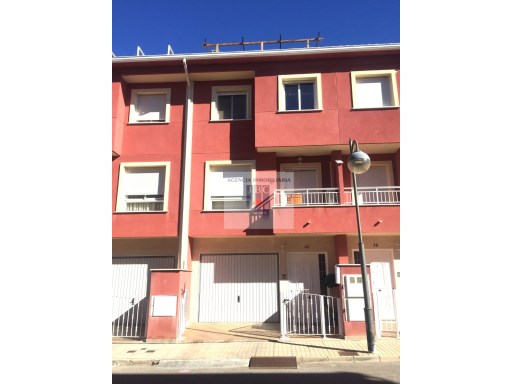 Terraced House › Muro de Alcoy | 3 Bedrooms | 3WC