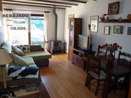 Terraced House › Laspaúles | 2 Bedrooms