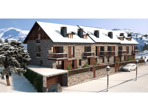 Penthouse › Benasque | 3 Bedrooms | 2WC