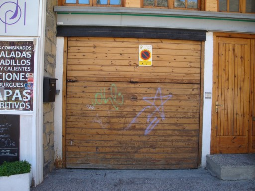 Garage › Benasque |