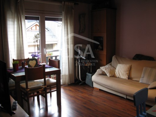 Modern top floor apartment with views in the centre of Encamp | 2 Bedrooms