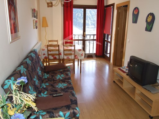 One-bedroom apartment in front of the slopes of El TArter | 1 Bedroom | 1WC