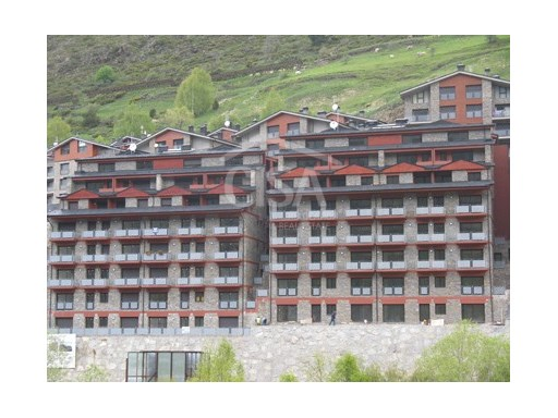 Apartament › Canillo | 2 Habitacions | 1WC
