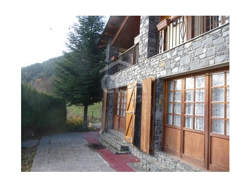 Chalet › La Massana | 4 Bedrooms | 1WC