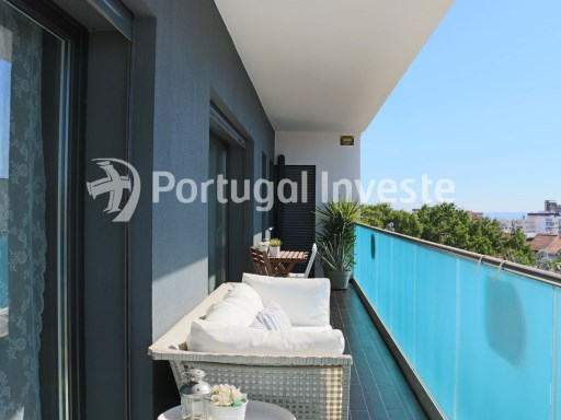 For sale luxury 2 bedrooms apartment, with garage box, in unique enterprise Liberdade Atrium Residence, only 10 minutes away from Lisbon - Portugal Investe | 2 Bedrooms | 2WC