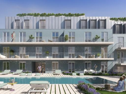 4 pièces luxueux avec terrasse en ...