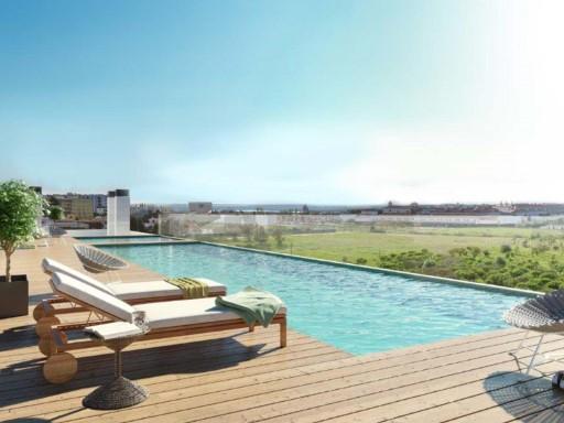 Faro - Algarve: 3 Pièces avec très belle ...