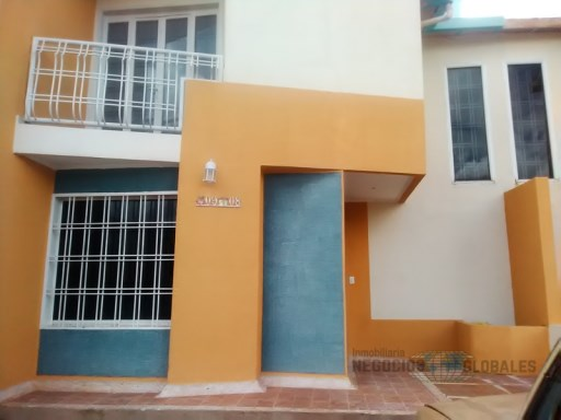 Townhouse › Caroní | 3 Bedrooms | 4WC