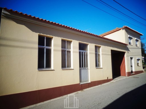 Old House › Estarreja | 3 Bedrooms | 2WC
