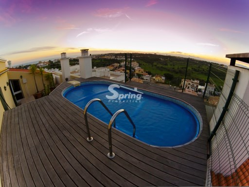 Penthouse com piscina privada e Vista Mar. | T5 | 4WC