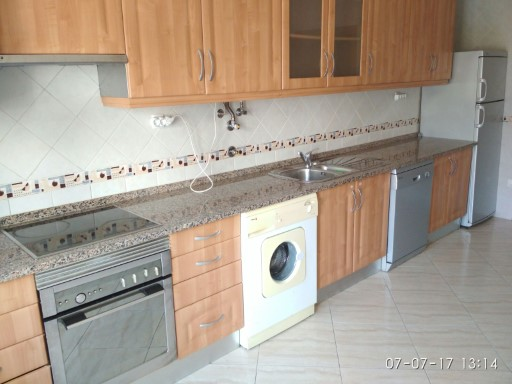 Great areas 3 bed flat  with 2 parking places - Olhão Centre | 3 Bedrooms | 2WC