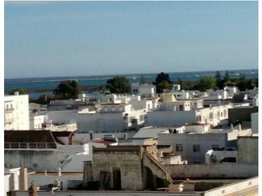 Sea View 3 bed flat - Olhao - Historical Centre | 3 Bedrooms | 2WC