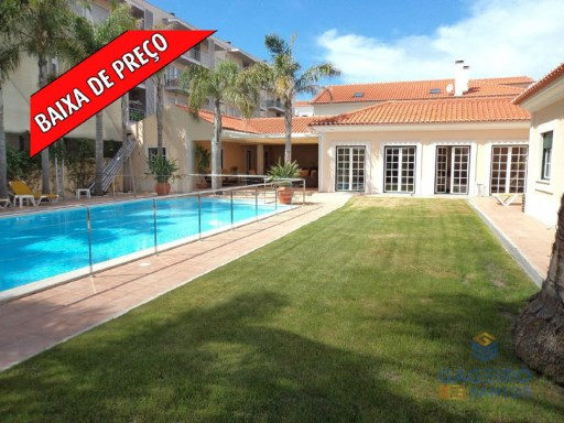 Magnificent 5 bedroom Villa, located in São Martinho do Porto. | 5 Habitaciones | 3WC