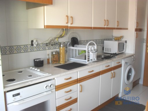 1 bedroom apartment +1, in Caldas da Rainha | 1 Bedroom + 1 Interior Bedroom