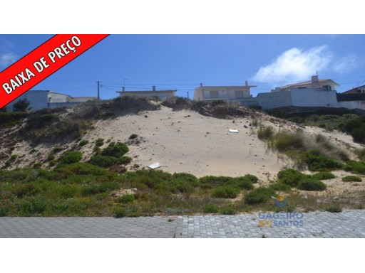 Building land in the Place, Nazareth, Silver Coast |