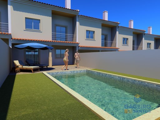 3 bedroom houses in São Martinho do Porto | 3 Bedrooms | 2WC