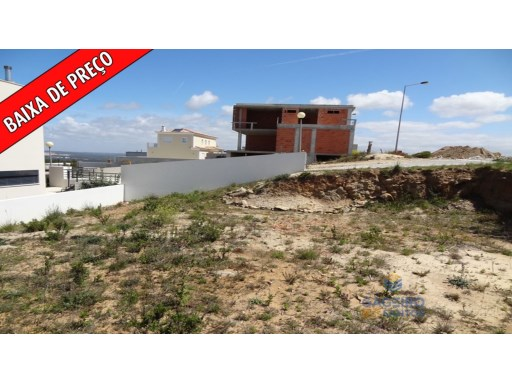 Land Nazareth, for building-sea view |