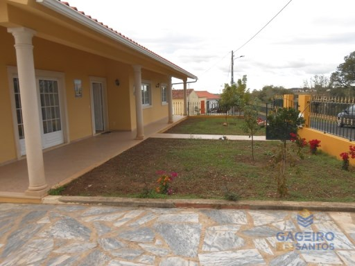 Detached single storey T3, 5 minutes from  Benedita - Silver Coast | 3 Bedrooms | 2WC