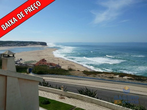 Apartamento T2, vista Mar, na Foz do Arelho | T2 | 1WC