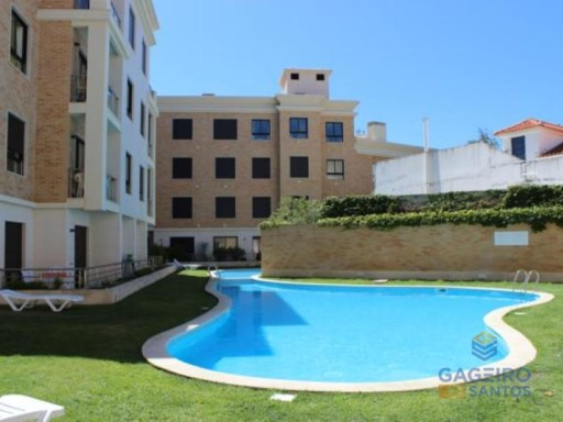 Apartment T3 - São Martinho do Porto - with pool and parking space | 3 Bedrooms | 2WC