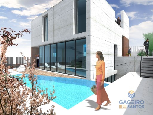 Lot for construction of detached house-site of Nazareth |