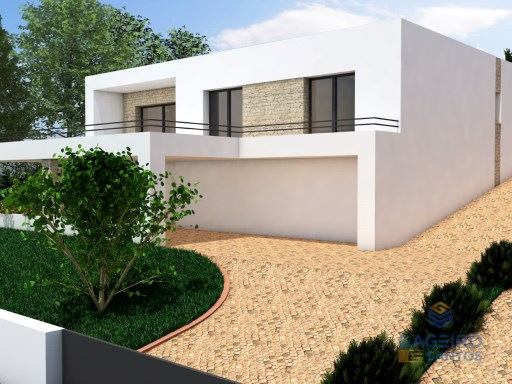 Detached 3 Bedrooms Villa - under construction situated at Peso - Santa Catarina -Caldas da Rainha - Silver Coast | 3 Bedrooms | 2WC