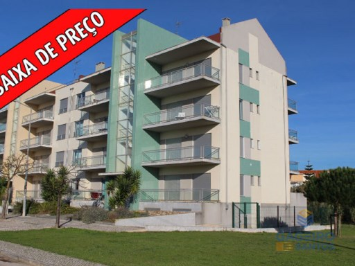 2 bedroom apartment in São Martinho do Porto - Silver Coast | 2 Habitaciones | 1WC