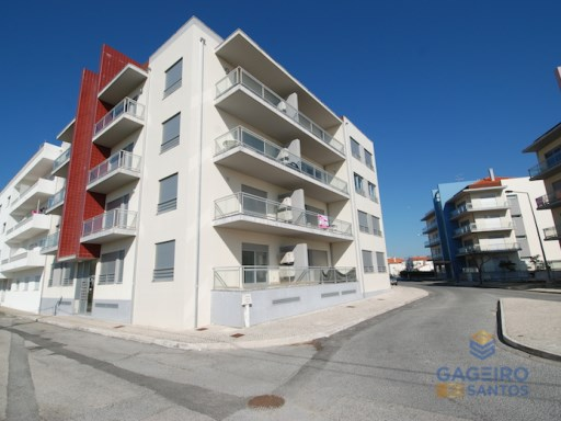 2 bedroom apartment with 2 bathrooms, bay view, balcony and parking place - Silver Coast | 2 Habitaciones | 2WC