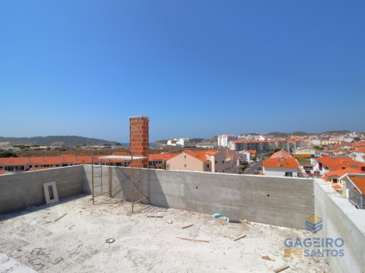 2 bedroom apartment, with parking place, storage and pool in Sao Martinho do Porto - Silver Coast | 2 Habitaciones | 1WC